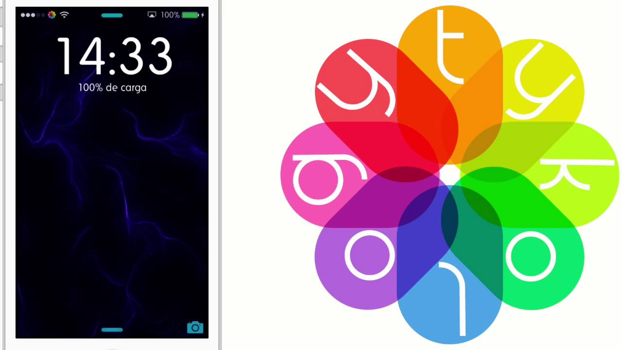 Live Wallpapers Lockscreen (Cydia) (Tweak) (iOS 7) - YouTube