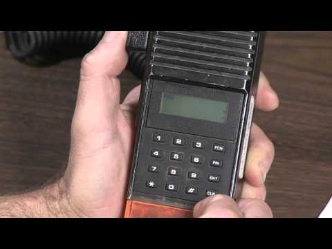 Tutorial: Programming the Bendix-King DPH Handheld Radio