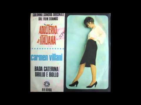 CARMEN VILLANI - BADA CATERINA
