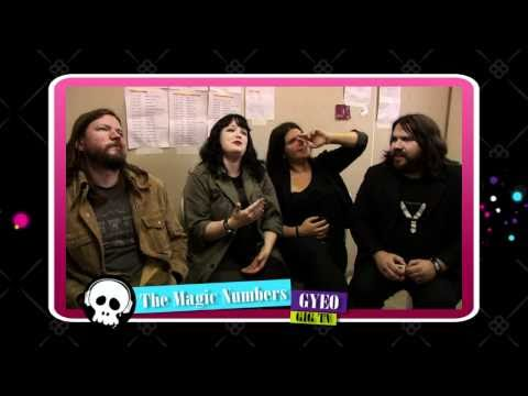 The Magic Numbers - My Gig Life 68 - Get Your Ears Out