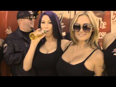 Moonshine Bandits - Dead Man's Hand (Behind The Scenes)
