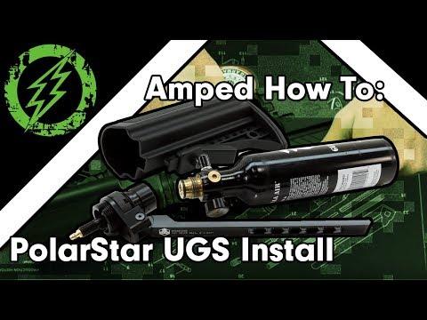 PolarStar Universal Gas Stock | Install Guide