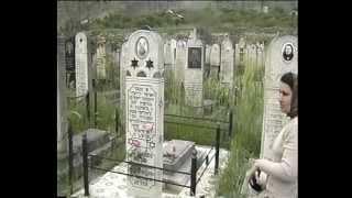 Дербент, еврейское кладбеще 2001 год. דרבנט Derbent