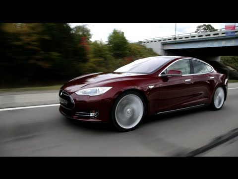 Car And Driver Tested 2013 Tesla Model S Review Car And Driver