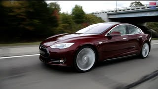Car and Driver: Tested : 2013 Tesla Model S - Review - CAR and DRIVER(Contributing Editor Csaba Csere takes an in-depth and technical look into the 2013 Tesla Model S on the latest episode of Car and Driver: Tested. Subscribe!, 2012-10-05T00:00:29.000Z)