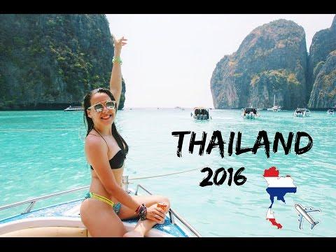 THAILAND TRIP 2016 | Bangkok - Phuket | GoPro Hero 4