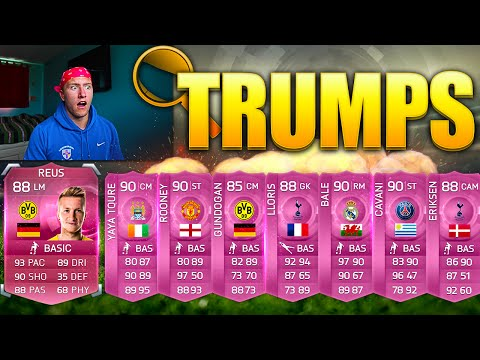 PINK LEGEND IN A PACK! - FIFA 15 90 RATED PINK DISCARD?! - FIFA 15 PINK TRUMPS PACK OPENING!