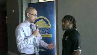 Davonte Lynch 2016 RMAC Kickoff Interview