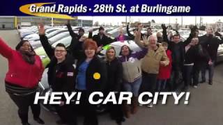 Car City - Come on in! Find the car for you in Michigan and Indiana!