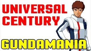 GUNDAMANIA 01 - A LINHA DO TEMPO DO UNIVERSAL CENTURY