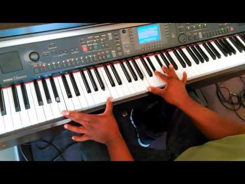 Stevie Wonder medley chords....slowed down.