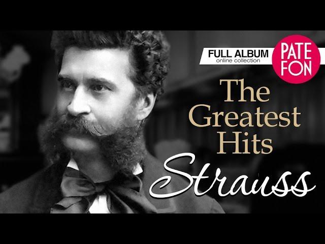 Johann STRAUSS - The Greatest Hits (Full album) #1