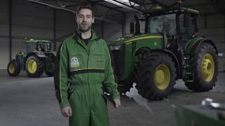 John Deere - Revisión profesional - Tractor - Refrigerante motor