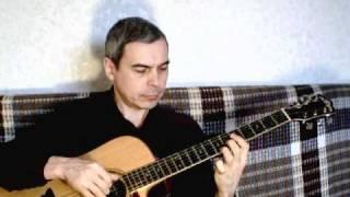 Александр Соколов-гитара Полонез Огинского.