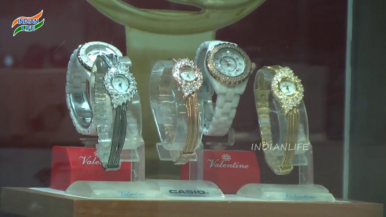 Valentine Swiss Watches Ramesh Swiss Watch Indian Shopping Youtube