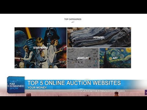 Top 5 online auction websites to find the deals (You'll love No. 3)