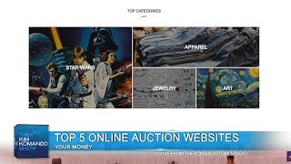 Top 5 online auction websites to find the deals (You