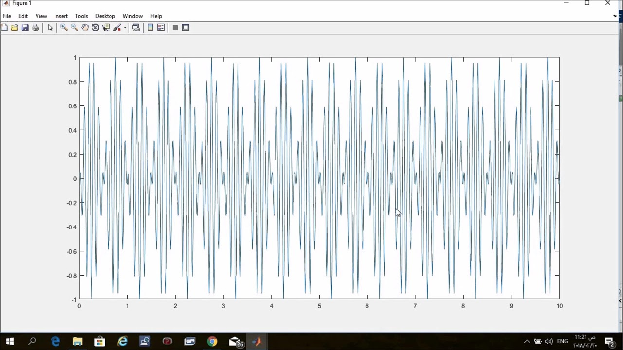 AM Modulation/Demodulation Matlab Code (Time/Freq Domain)