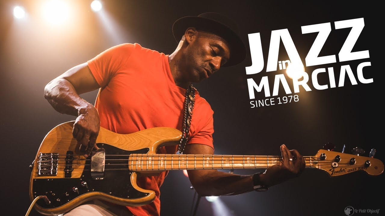 "Marcus Miller ""Untamed"" @Jazz_in_Marciac 2018"