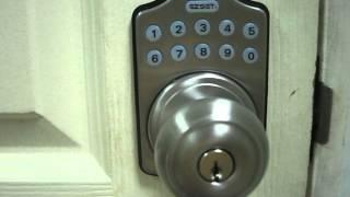 Smart code lock