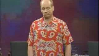 Whose line - Scenes from a hat (Milk duds)