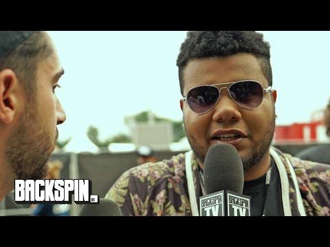 Chima Ede: Neues Album, auf Englisch rappen, deine Religion, Out4Fame Festival (Interview)