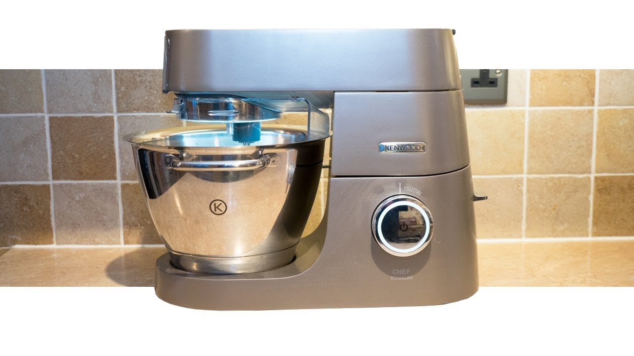 Attempting Cookies Kenwood Kvc7300 Chef Titanium Mixer Review