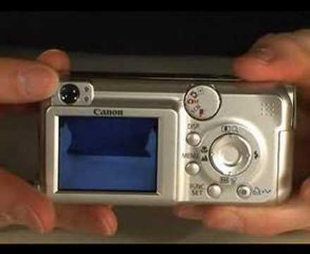 cameras co uk guide to the canon powershot a460 youtube rh youtube com Canon Camera User Manual Canon T3i Manual