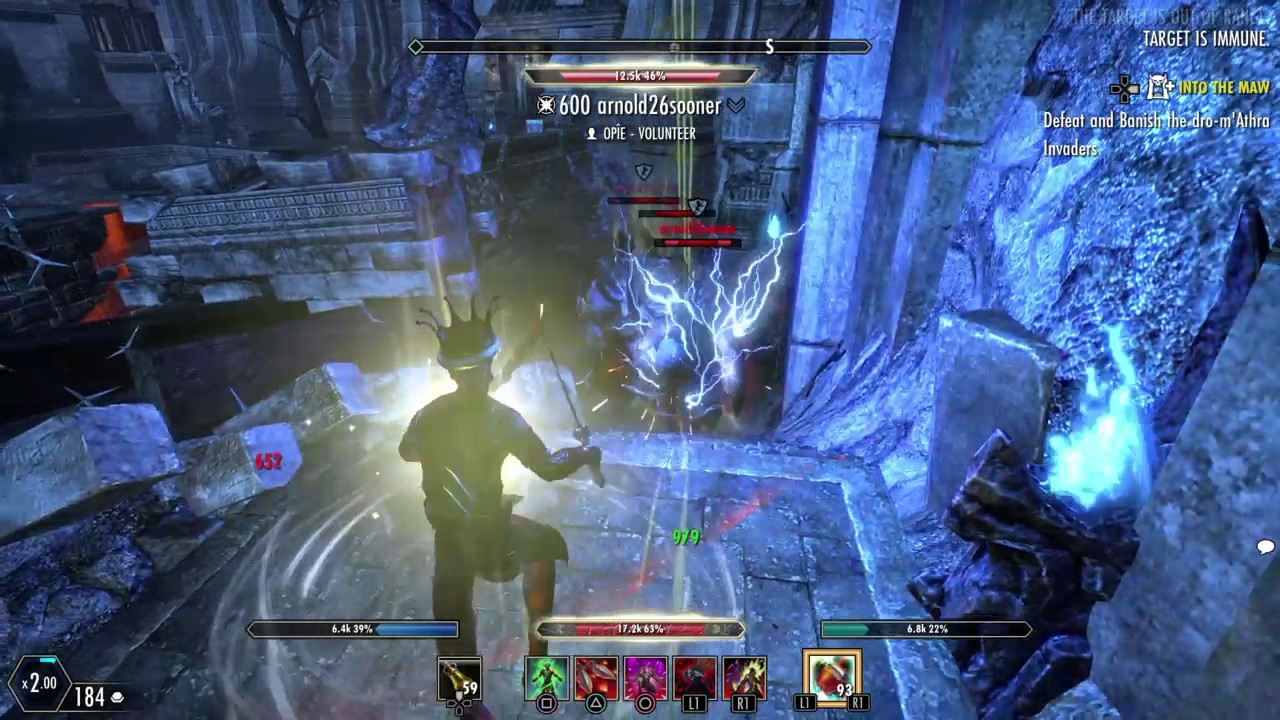 Eso Pvp Lord Of Misrule Youtube