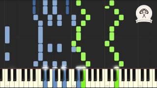 Felix Jaehn - Ain't Nobody (Loves Me Better) ft. Jasmine Thompson Piano Tutorial & Midi Download
