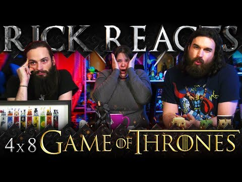 """RICK REACTS: Game of Thrones 4x8 """"The Mountain and the Viper"""""""