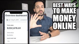 In this video, i give you the best 5 ways on how to make money online 2020. these are all either free ideas that can start working buildin...