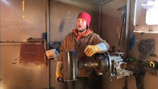 your biggest investment in pipe welding