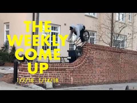 THE WEEKLY COME UP WEEK 1!
