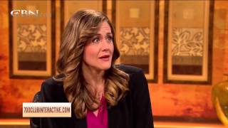 700 Club Interactive - Miracles From Heaven - March 16, 2016