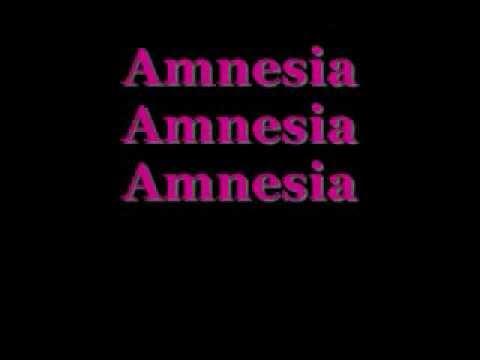 Amnesia Lyrics By Cherish
