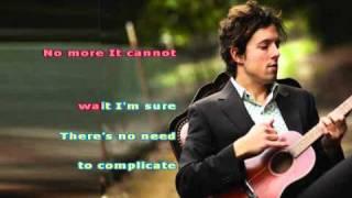 I'm Yours ~ Jason Mraz ~ Karaoke