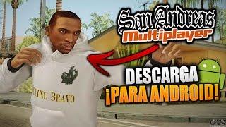 DESCARGA GTA SAN ANDREAS ONLINE PARA ANDROID ACTUALIZADO! SAMP PARA MÓVIL!