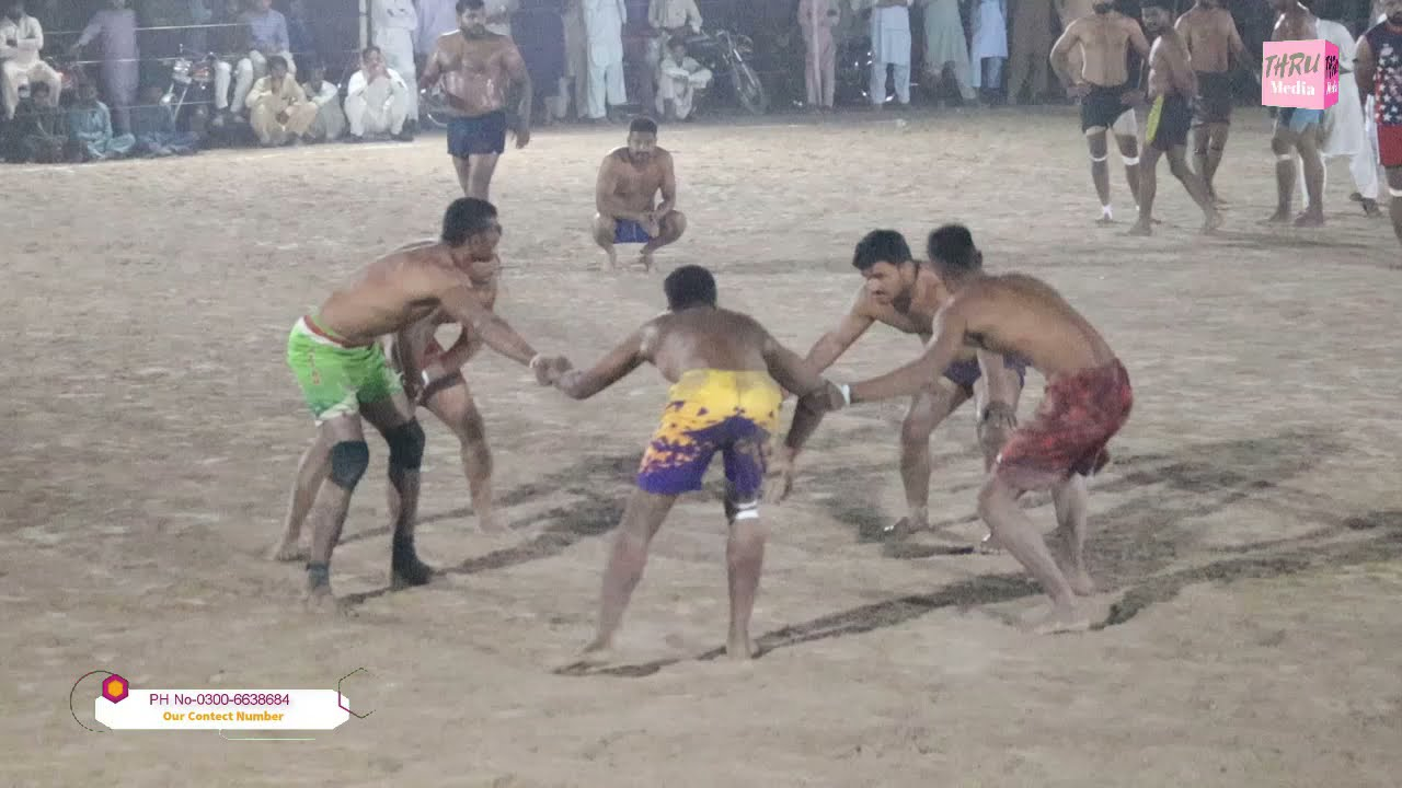Bilal Gill VS Shaman Dhillon 251 Final Kabaddi Match 2021 251 VS Dijkot Thru Media