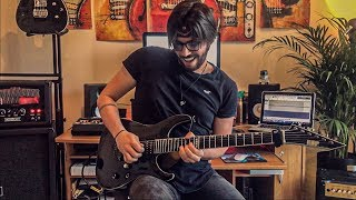 Señorita - Shawn Mendes, Camila Cabello - Electric Guitar Cover by Tanguy Kerleroux