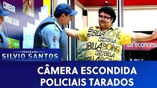 Policiais tarados Câmeras Escondidas 06 09 19