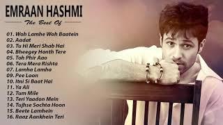 Best Of Emraan Hashmi Album // EMRAAN HASHMI Hits Songs - Latest Bollywood Hindi Songs 2019
