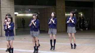 【秋元康×テレ東】青春高校アイドル部が 大阪で無料ライブ!!