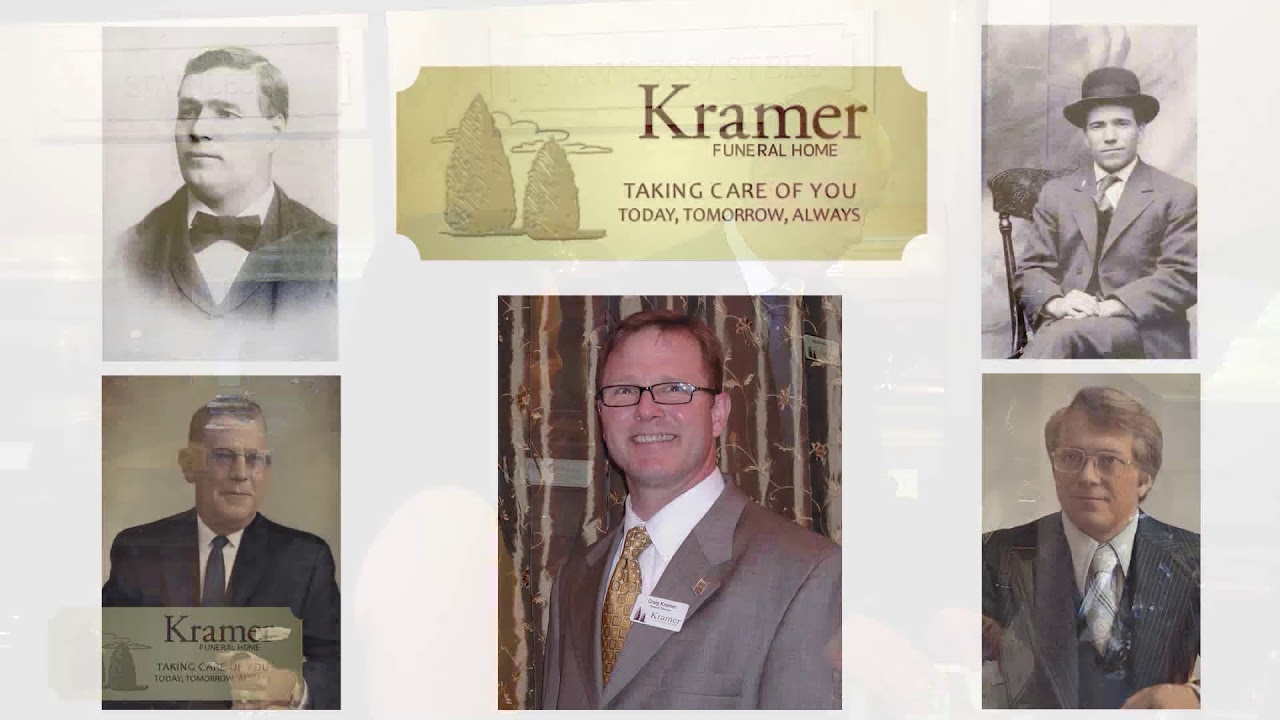 Home | Welcome to Kramer Funeral Home serving Dyersville, Iowa