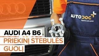 AUDI A4 remontas pasidaryk pats - vaizdo instrukcijos atsisiųsti