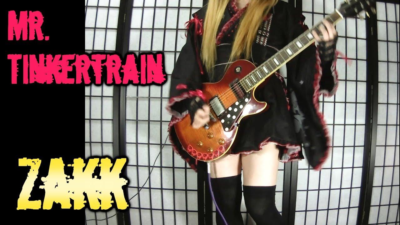 OzzyOsbourne/ Mr. Tinkertrain Guitar Cover【メタル姫】