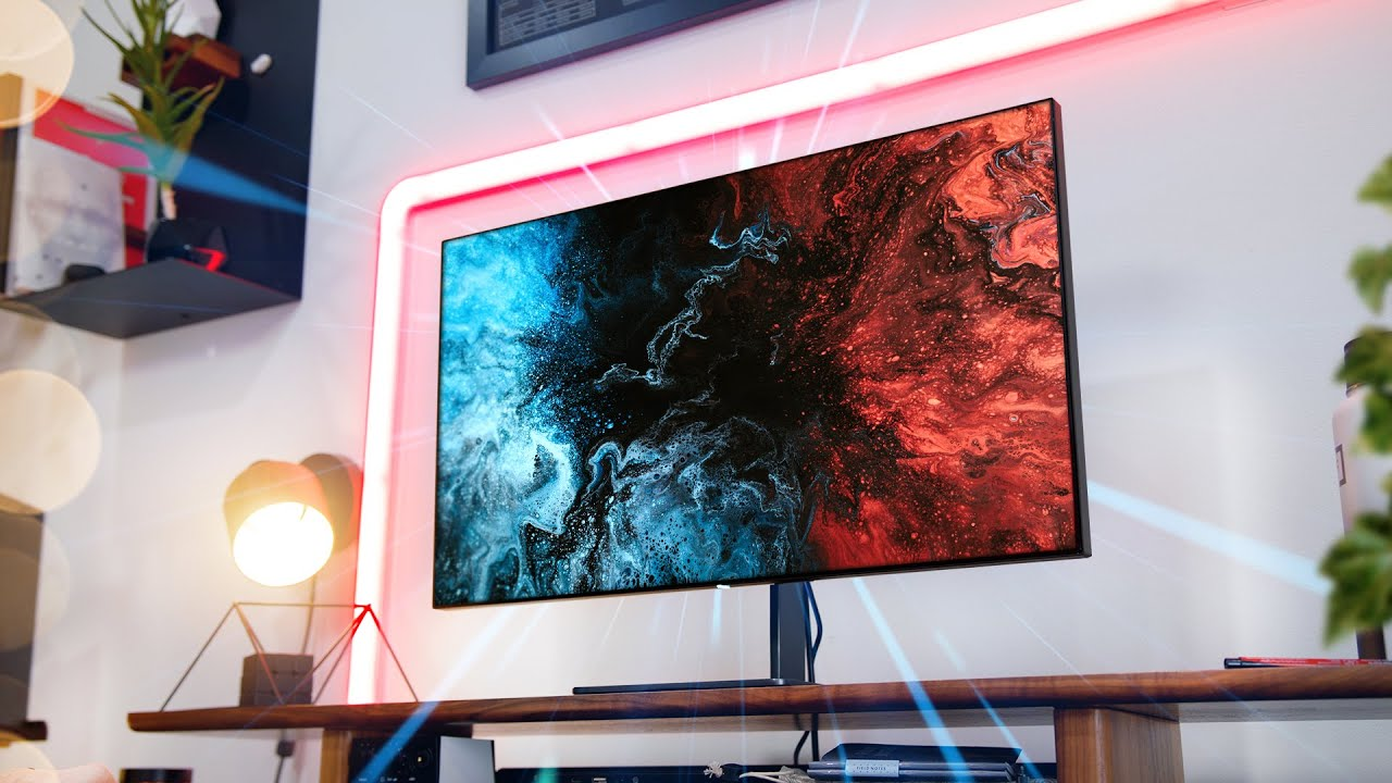 The King of 4K Gaming Monitors - Eve Spectrum Review!