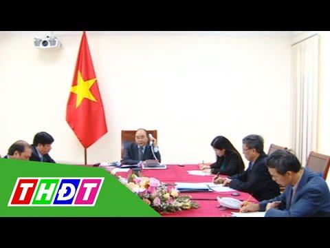 Bản tin Covid-19 | 27/03/2020 | Việt Nam hỗ trợ trang thiết bị y tế cho Lào và Campuchia | THDT