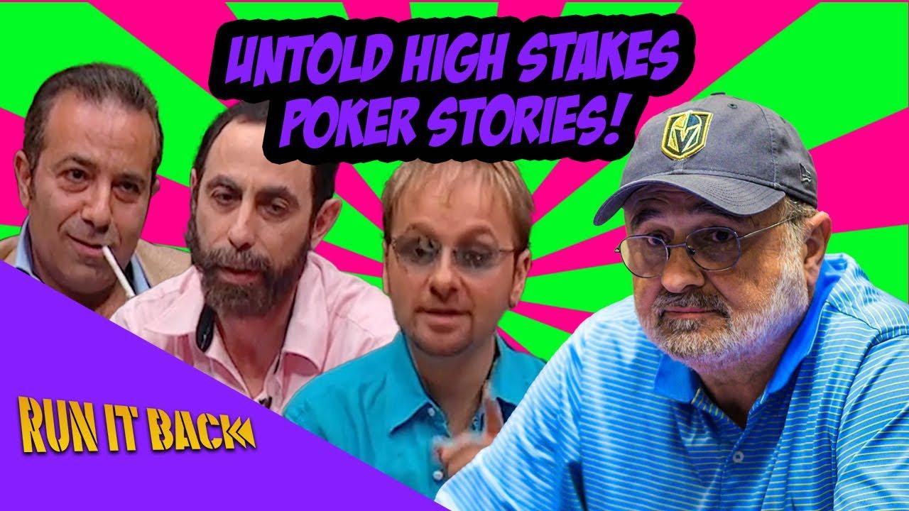 Run it Back with Mori Eskandani | High Stakes Poker on PokerGO