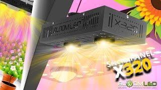 SpectraPANEL X320 - Présentation lampe horticole LED